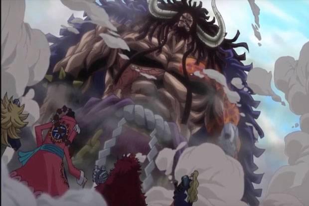 Teori Baru Menyebut Bukan Luffy Yang Kalahkan Kaido Di One Piece