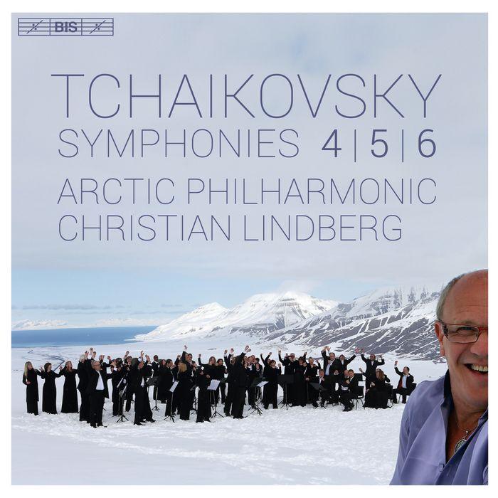 (BIS) SACD2178 林柏格 柴可夫斯基 第4到6號交響曲 Lindberg Tchaikovsky