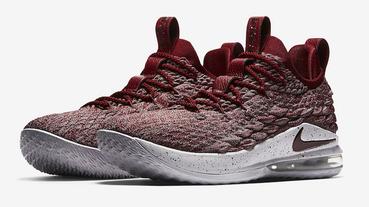 新聞分享 / 全力燃燒的紅色 Nike LeBron 15 Low 'Team Red'
