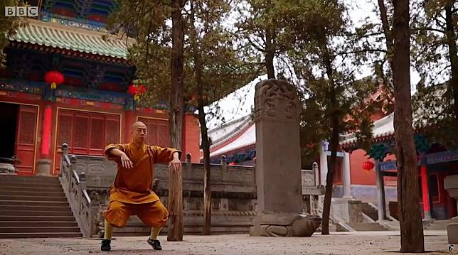 Real Shaolin disciple Ranton debunks inaccuracies in BBC's Shaolin Master documentary