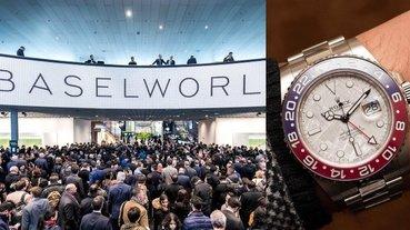 錶界震撼彈!勞力士、香奈兒、百達翡麗⋯5 大品牌宣布退出「巴塞爾鐘錶展」,錶迷:又是時代的眼淚