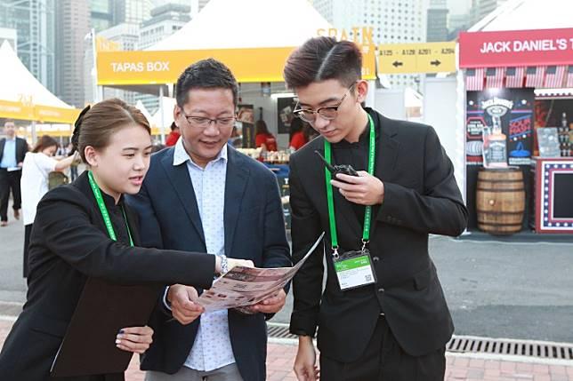 香港作為亞洲國際都會,款待業、旅遊業、廚藝等各行各業均需要大量專業人才。(互聯網)