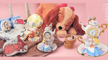 療癒指數破錶!迪士尼推出「睡眠日系列商品」小鹿斑比檯燈、愛麗絲時鐘美到不像話~