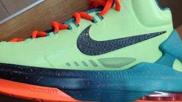 """新款速報 / Nike KD V """"Galaxy"""""""