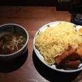 角煮つけ麺 - 実際訪問したユーザーが直接撮影して投稿した西新宿ラーメン・つけ麺麺屋武蔵 新宿総本店の写真のメニュー情報