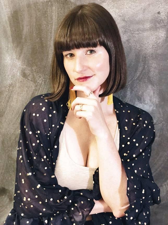 Gigi Engle是臨床性學家、性教育者兼自稱女權主義女作家。(互聯網)
