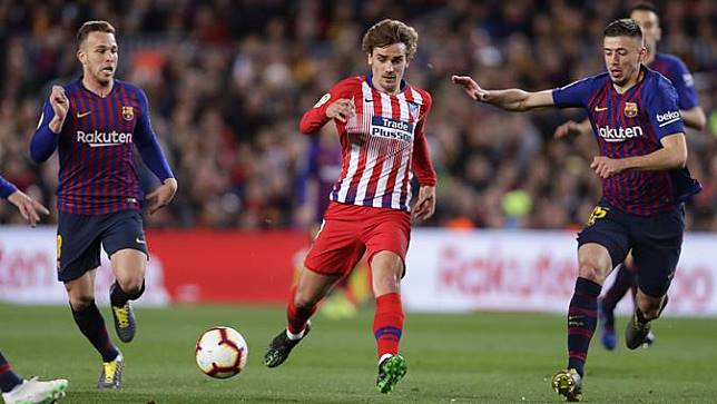 Antoine Griezmann Capai Kesepakatan dengan Barcelona