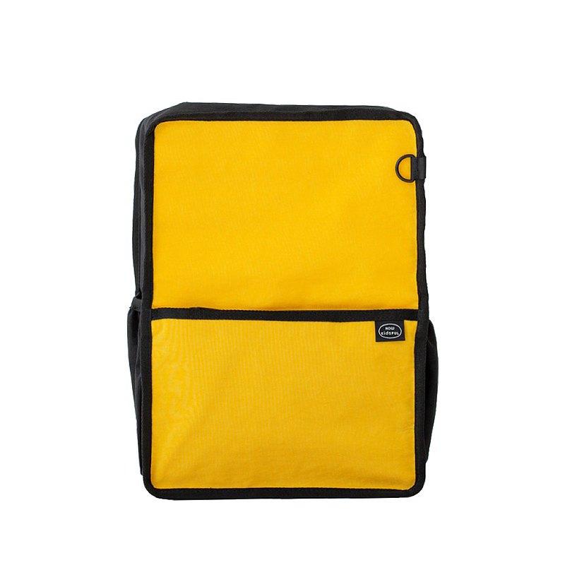 簡單設計和足夠的收納空間,適合成為小孩人生第一個書包,推薦給6到10歲的孩子。