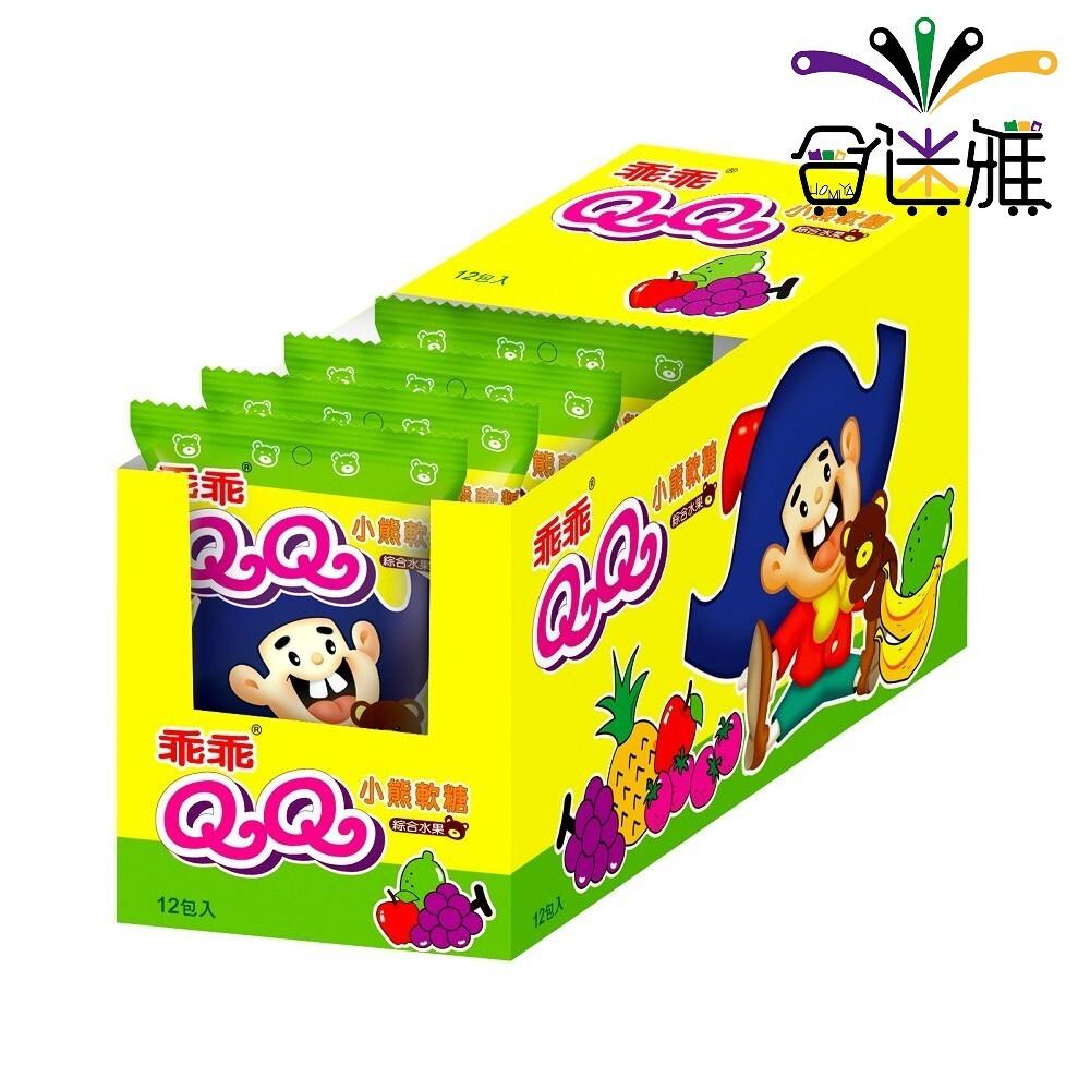 乖乖QQ小熊軟糖(40g/12包)*6盒
