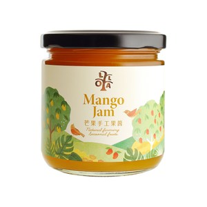 LOLA芒果手工果醬250g