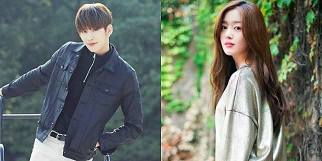Seungwoo dan Sun Hwa