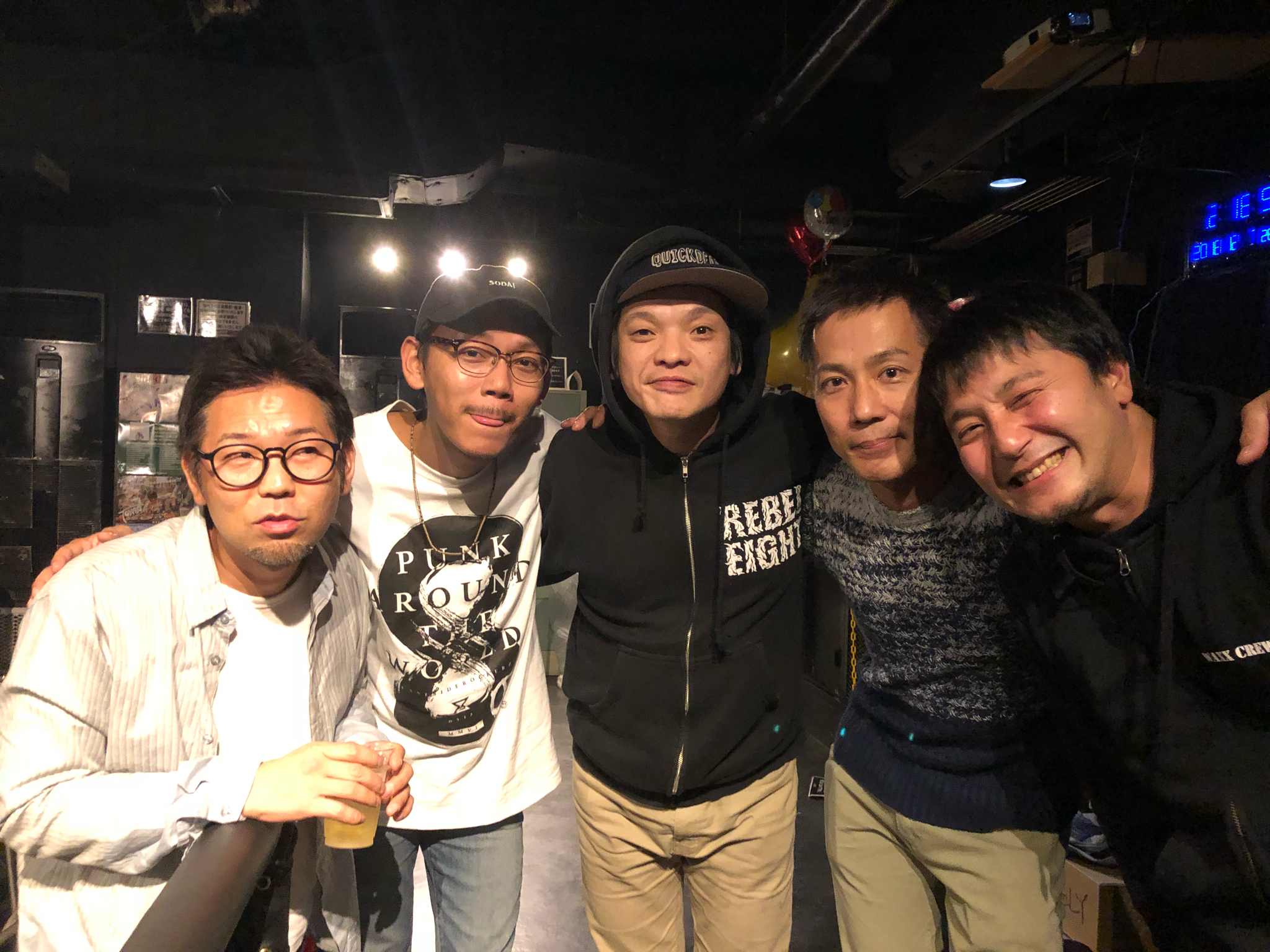 豊橋club KNOT10周年