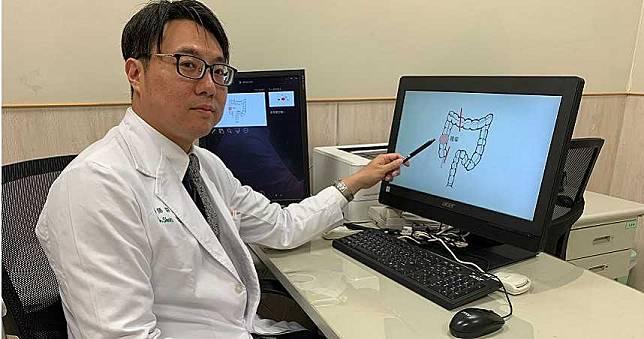 生死一念間!44歲男罹消化道潰瘍 換家醫院竟變成大腸癌三期