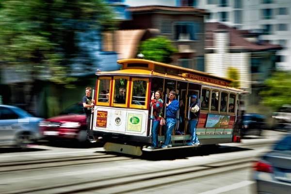 Jangan Sampai di Lewatkan , Inilah hal Menarik di San Fransisco