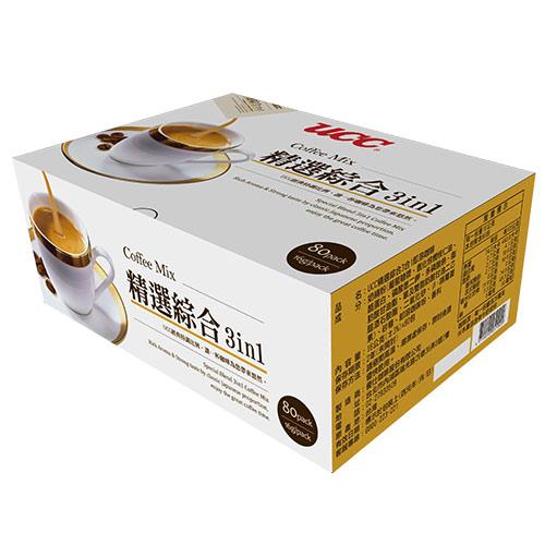 ★ UCC經典特調比例,讓一杯咖啡為您帶來悠然★ 香醇濃厚,隨時享用