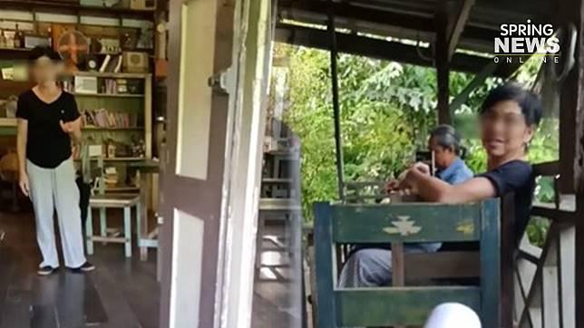 เจ้าของร้านกาแฟฉุน ลูกค้าสั่งแก้วเดียวนั่งนานดึงปลั๊กโน๊ตบุ๊คอ้างเปลืองไฟ (คลิป)