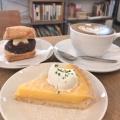 レモンタルト - 実際訪問したユーザーが直接撮影して投稿した上井草コーヒー専門店SLOPEの写真のメニュー情報