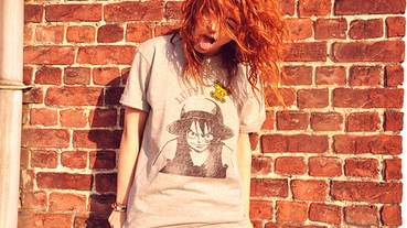 Uniqlo x One Piece T-Shirt 俏皮穿法