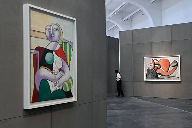 US$900 million exhibition of Picasso's work opens in Beijing