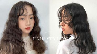 2020韓系「美人魚捲髮」造型!整齊劃一的波浪捲度,打造仙氣慵懶感!