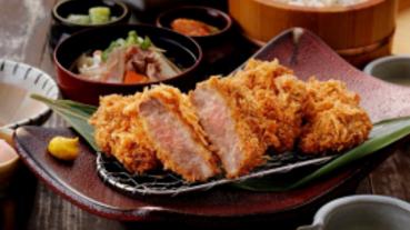日式豬排比豪華 伊比利老饕酥炸豬排VS. 17公分戰斧豬排