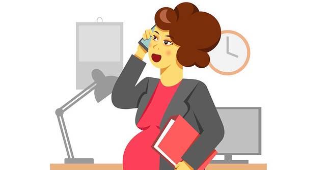 懷孕婦女工作辛酸~10大困難有解法