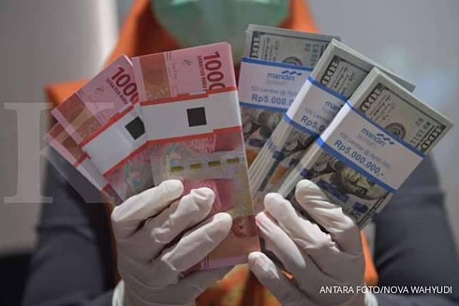 Menguat Tipis Berapa Kurs Dollar Rupiah Di Bri Hari Ini Rabu 30 September 2020 Kontan Co Id Line Today