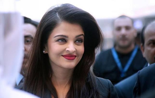 Aishwarya Rai. (Foto: AFP)
