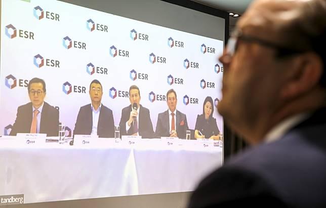 Warburg Pincus-backed ESR Cayman seeks as much as US$1.45 billion in revived Hong Kong IPO