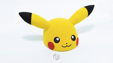 日本品牌 CA4LA X《Pokémon》推出聯名帽子!