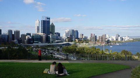 6 Kawasan Wisata Wajib di Kota Perth