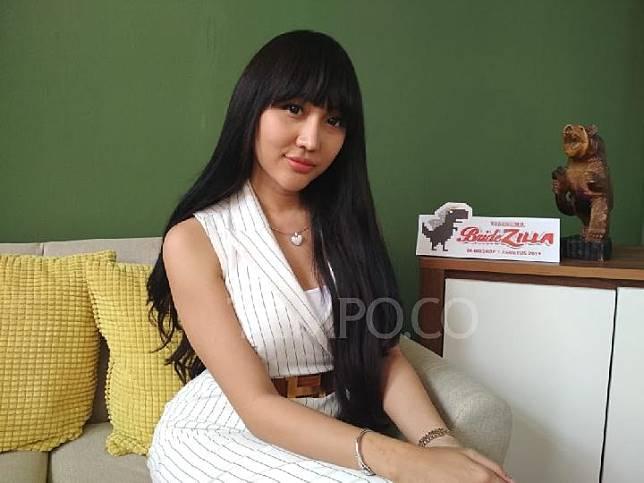 Lucinta Luna bermain dalam film baru garapan Andibachtiar Yusuf