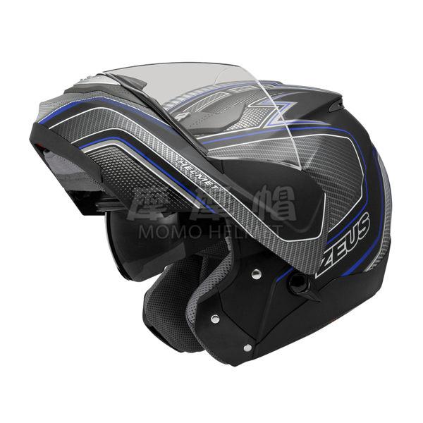 ZEUS 瑞獅 3100 YY5 全罩 可掀式 可樂帽 汽水帽 安全帽 內墨鏡 可拆洗 快拆 (多種顏色) (多種尺寸)
