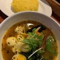 ランチスープカリー - 実際訪問したユーザーが直接撮影して投稿した新宿カレー東京ドミニカの写真のメニュー情報