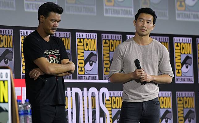 Simu Liu, the actor cast as Marvel's first leading Asian superhero - who exactly is he?