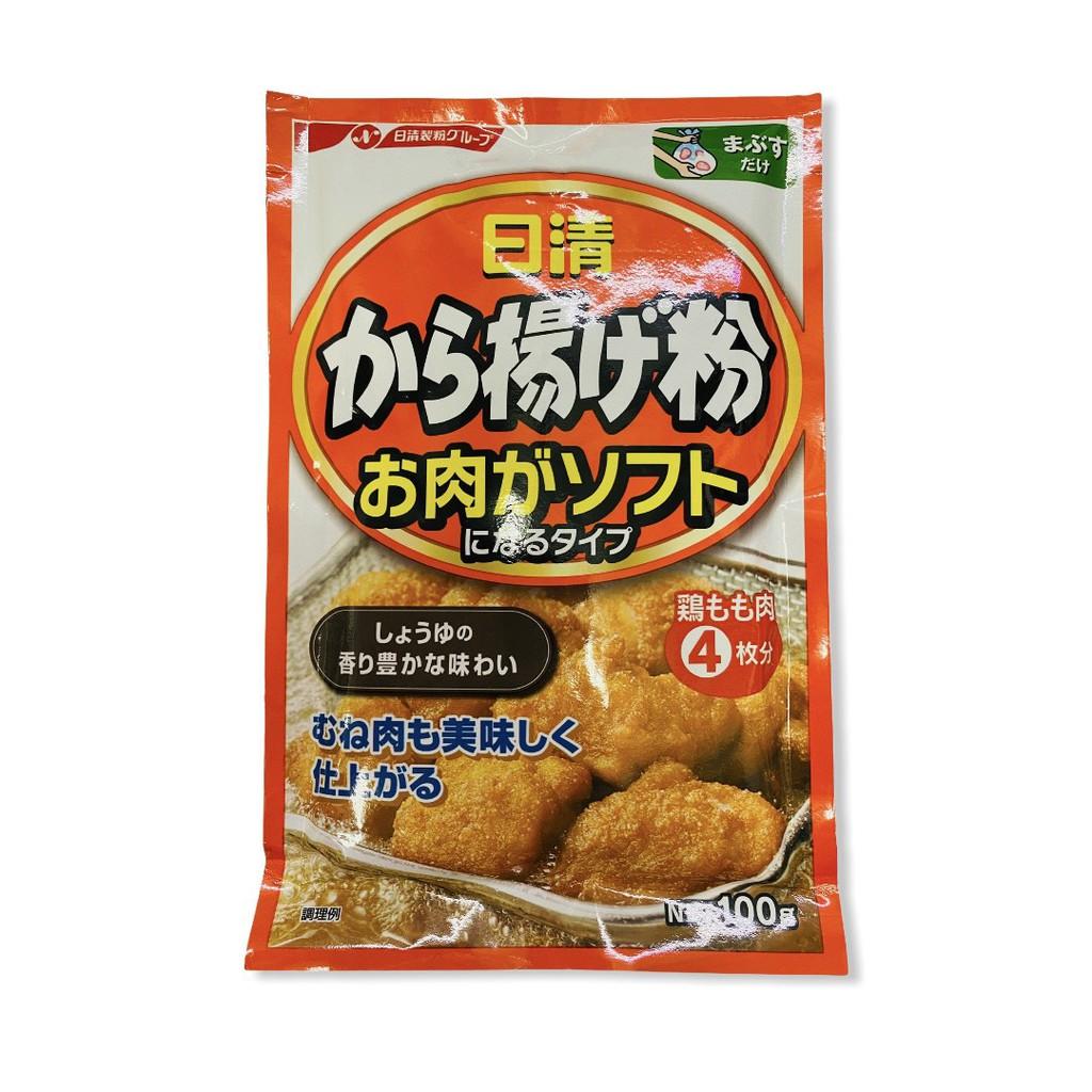 日清 唐揚炸雞粉 - 醬油味 100g