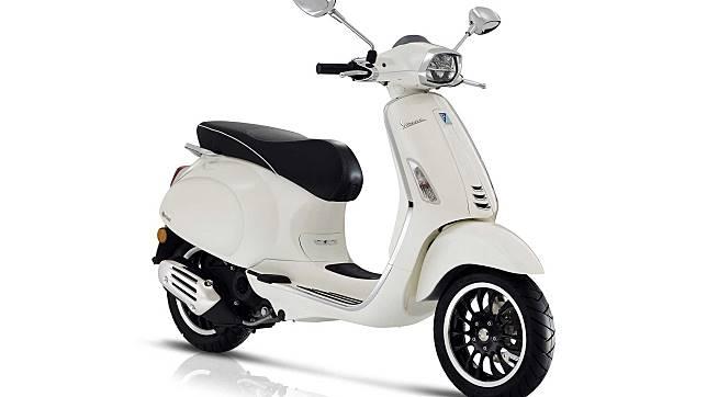 Vespa Mini Bermesin 50 cc Diluncurkan, Bisa Dikendarai Tanpa SIM