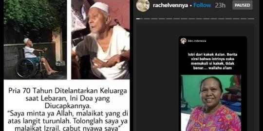 Heboh Kakek Aslan Ngaku Dipaksa Ngemis & Dipukuli Istri, Ini Fakta Sesungguhnya