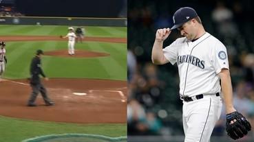 誰在本壘?MLB 水手隊回傳阻殺跑者得分「捕手卻不在家」 烏龍守備引發網友笑翻!