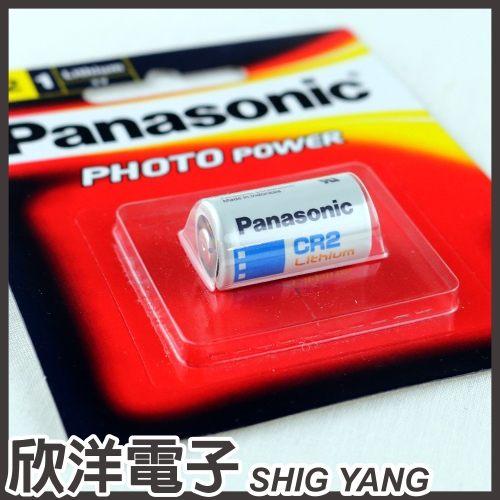 Panasonic 國際牌 3V 拍立得鋰電池(一次性) CR2 適用Mini 25/Mini 50/Mini 50S