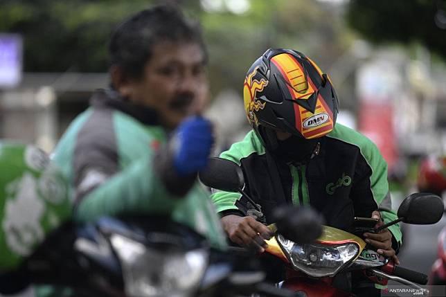 GrabBike sementara tidak bisa dipesan di Jakarta