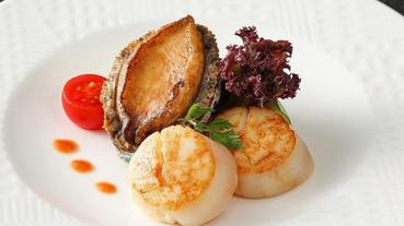王品牛排消費套餐 招待香煎鮑魚干貝