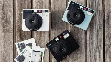Leica 推出黑色款 SOFORT 拍立得一次成像相機