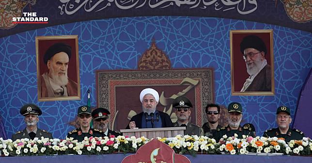 ประธานาธิบดีอิหร่านระบุ การส่งกองทัพต่างชาติมาประจำการอ่าวเปอร์เซียจะทำให้ผู้คนไม่ปลอดภัย
