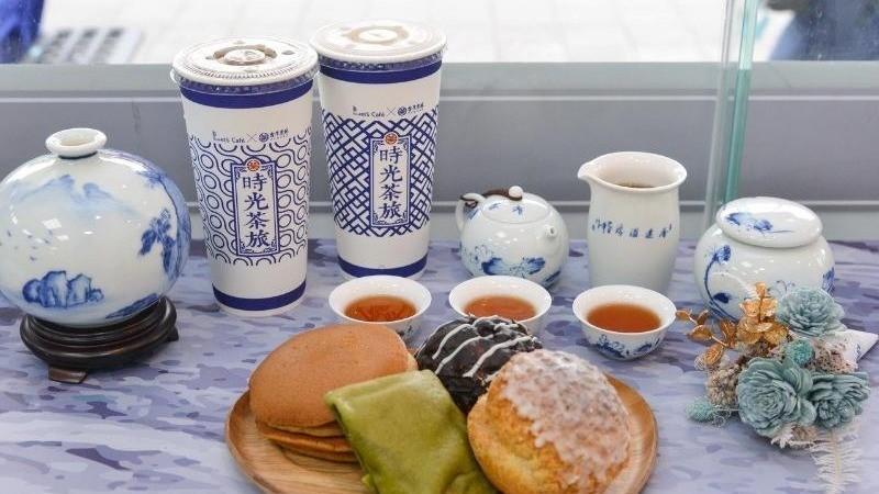 百年復古茶飲在全家就買得到!全家x台灣農林聯名「仙女紅茶」