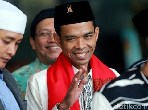 Jawaban pengacara mengenai UAS akan menikah lagi/Foto: Ari Saputra