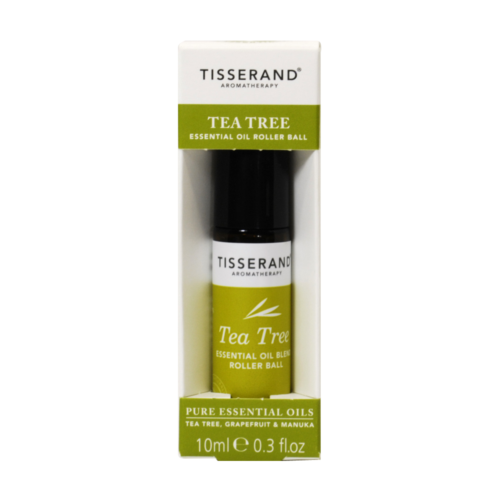 【茶樹一級棒隨身精油】TEA TREE ESSENTIAL OIL ROLLER BALL