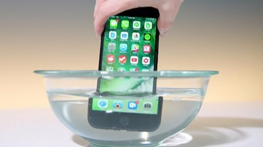 國外網友實測 iPhone7 防水能力 結果讓人...