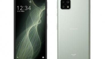 SHARP AQUOS Sense 5G 台灣預計三月中上市