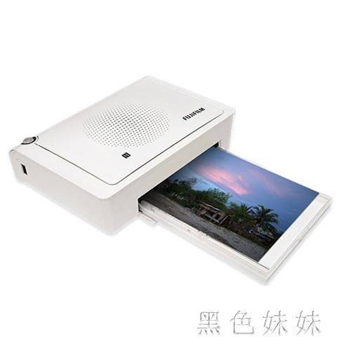 富士小俏印打印機熱升華打印機家用商用電腦打印手機照片打印機 PA4105『黑色妹妹』